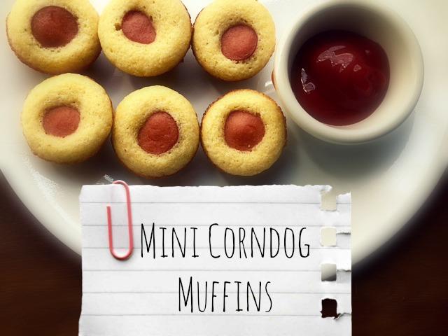 minicorndogmuffins